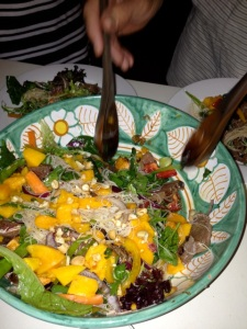Healthy Thai Beef Salad