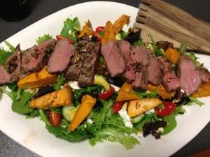 lamb salad 2
