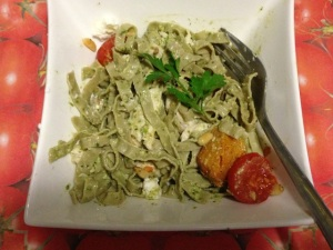 mungbean pasta
