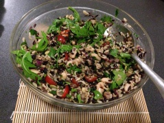black rice salad1